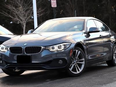 2018 BMW 4 Series lease in WASHINGTON D.C,DC - Swapalease.com