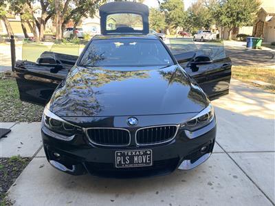 2018 BMW 4 Series lease in San Antonio,TX - Swapalease.com