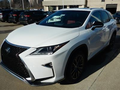 2018 Lexus RX 350 F Sport lease in Brooklyn,NY - Swapalease.com