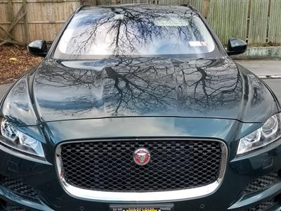 2018 Jaguar F-PACE lease in New York City,NY - Swapalease.com
