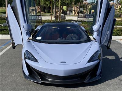 2019 McLaren 600LT lease in Irvine,CA - Swapalease.com