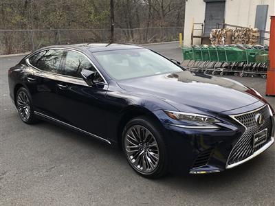 2018 Lexus LS 500 lease in Jersey CIty,NJ - Swapalease.com