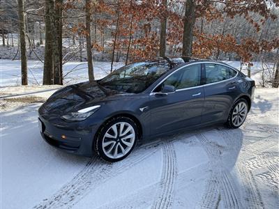 2019 Tesla Model 3 lease in Sturbridge ,MA - Swapalease.com