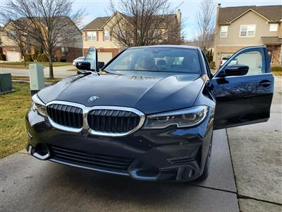 2020 BMW 3 Series lease in Clinton Township,MI - Swapalease.com