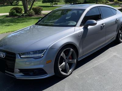 2018 Audi S7 lease in North Prairie,WI - Swapalease.com
