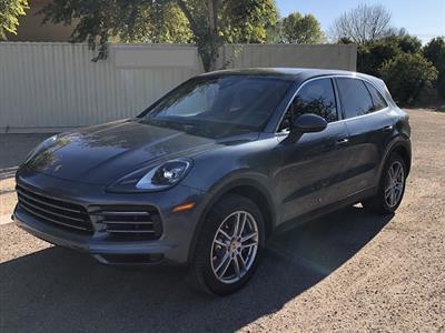 2019 Porsche Cayenne lease in Mesa,AZ - Swapalease.com