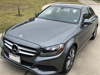 2017 Mercedes-Benz C-Class lease in Spring,TX - Swapalease.com