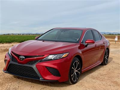 2019 Toyota Camry lease in Buckeye,AZ - Swapalease.com