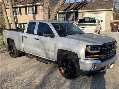 2018 Chevrolet Silverado 1500 lease in Mason,OH - Swapalease.com