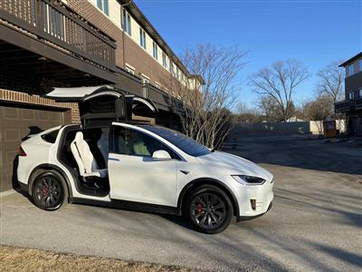 2018 Tesla Model X lease in River Forest,IL - Swapalease.com