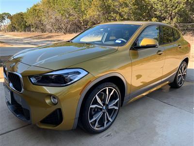 2018 BMW X2 lease in Leander,TX - Swapalease.com