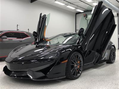 2018 McLaren 570S Spider lease in St Petersburg,FL - Swapalease.com