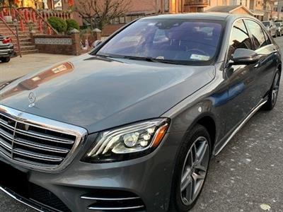 2018 Mercedes-Benz S-Class lease in Brooklyn,NY - Swapalease.com