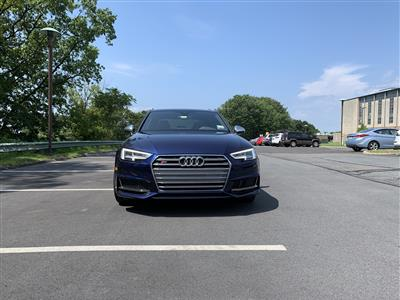 2018 Audi S4 lease in New York,NY - Swapalease.com