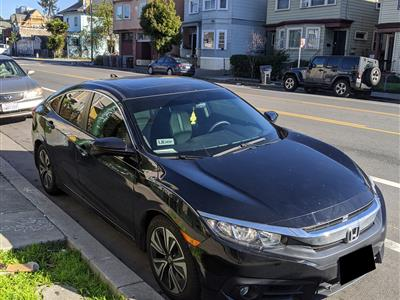 2018 Honda Civic lease in Oakland,CA - Swapalease.com