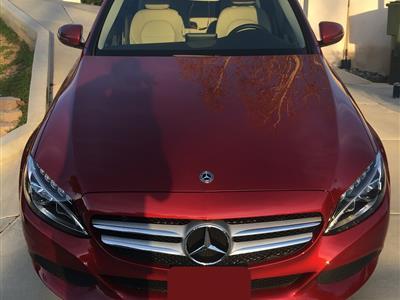 2018 Mercedes-Benz C-Class lease in Northridge,CA - Swapalease.com