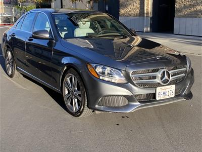 2018 Mercedes-Benz C-Class lease in Redwood City,CA - Swapalease.com