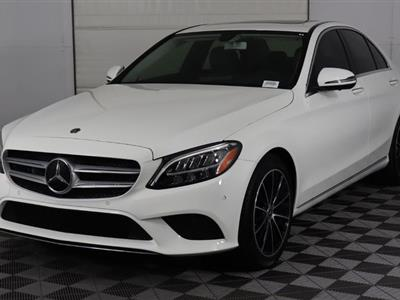 2019 Mercedes-Benz C-Class lease in commers ,TX - Swapalease.com