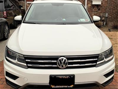 2018 Volkswagen Tiguan lease in Franklin Square,NY - Swapalease.com