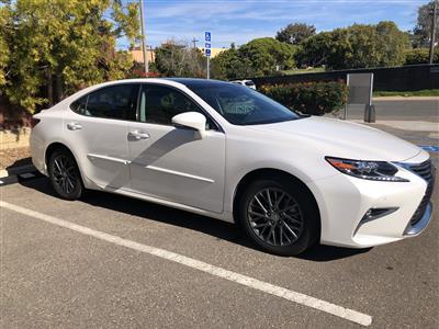 2018 Lexus ES 350 lease in Solana Beach,CA - Swapalease.com