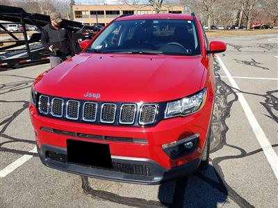 2018 Jeep Compass lease in Fort Mill,SC - Swapalease.com