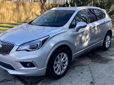 2018 Buick Envision lease in Clinton Township,MI - Swapalease.com