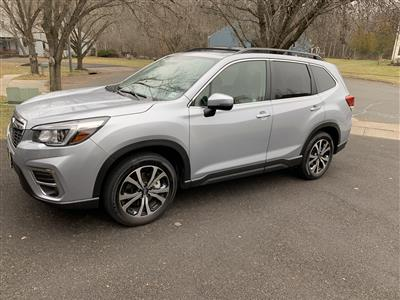 2019 Subaru Forester lease in Princeton Junction,NJ - Swapalease.com