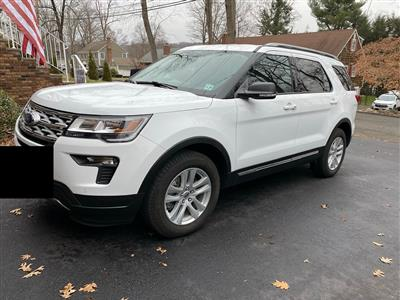 2019 Ford Explorer lease in Wayne ,NJ - Swapalease.com
