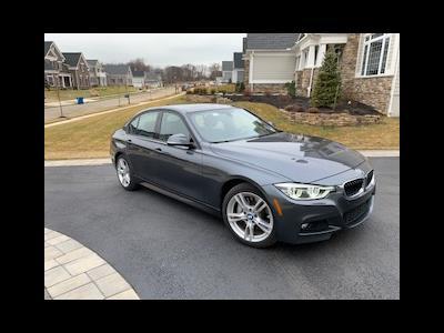 2018 BMW 3 Series lease in Lincroft,NJ - Swapalease.com