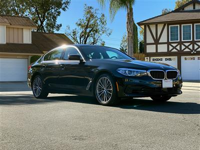 2019 BMW 5 Series lease in Lake Forest,CA - Swapalease.com