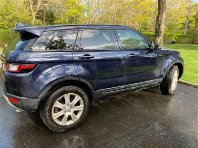 2018 Land Rover Range Rover Evoque lease in Quogue,NY - Swapalease.com