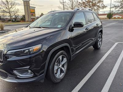 2019 Jeep Cherokee lease in tinton falls,NJ - Swapalease.com