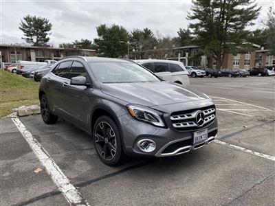 2019 Mercedes-Benz GLA SUV lease in Woburn,MA - Swapalease.com