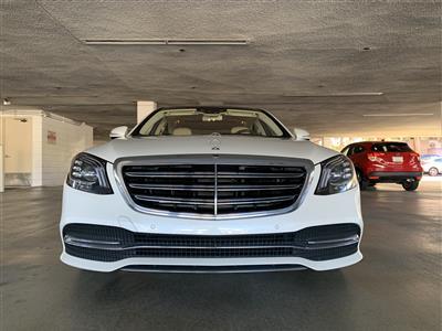 2018 Mercedes-Benz S-Class lease in Glendale ,CA - Swapalease.com