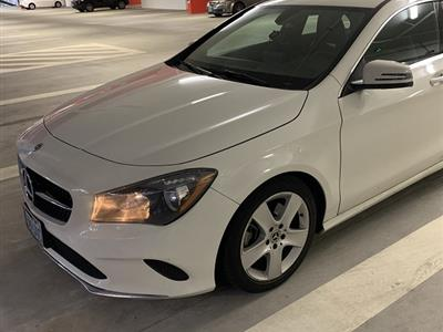 2018 Mercedes-Benz CLA Coupe lease in Portland,OR - Swapalease.com