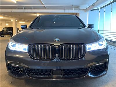 2018 BMW 7 Series lease in Los Angeles,CA - Swapalease.com