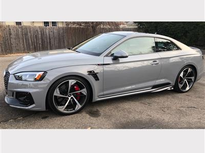 2018 Audi RS 5 lease in Strafford,CT - Swapalease.com