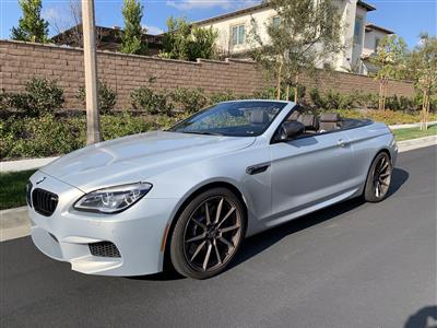 2018 BMW M6 lease in Irvine,CA - Swapalease.com