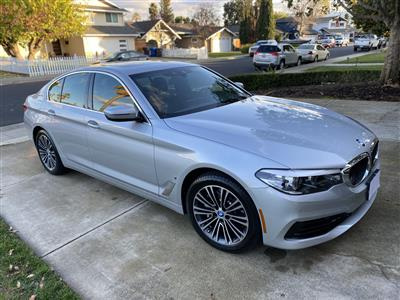 2019 BMW 5 Series lease in Campbell,CA - Swapalease.com