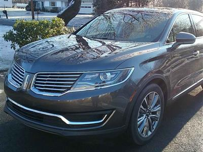 2017 Lincoln MKX lease in Orange,CT - Swapalease.com