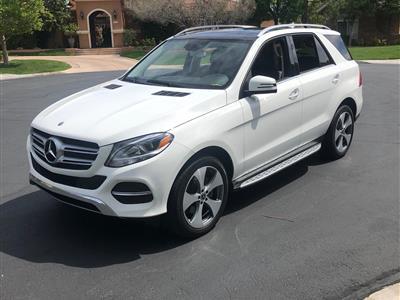 2018 Mercedes-Benz GLE-Class lease in Las Vegas,NV - Swapalease.com