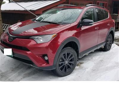 2018 Toyota RAV4 lease in Colchester,VT - Swapalease.com