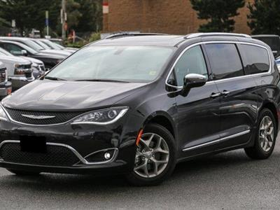 2019 Chrysler Pacifica lease in Howell,MI - Swapalease.com