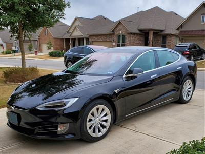 2018 Tesla Model S lease in San Antonio,TX - Swapalease.com