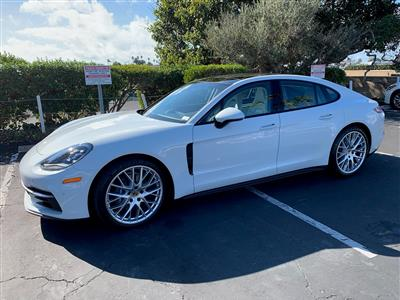 2018 Porsche Panamera lease in Irvine,CA - Swapalease.com