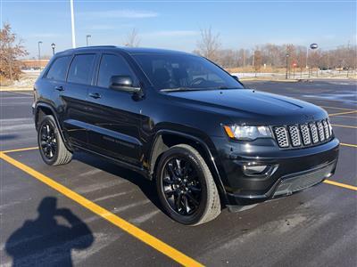 2018 Jeep Grand Cherokee lease in Warren,MI - Swapalease.com