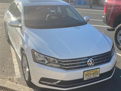 2017 Volkswagen Passat lease in Lavallette,NJ - Swapalease.com