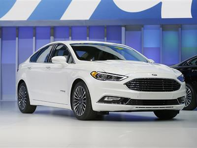 2017 Ford Fusion Energi lease in Hauppauge,NY - Swapalease.com