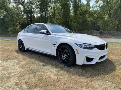 2018 BMW M3 lease in New Castle,PA - Swapalease.com