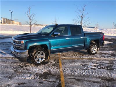 2018 Chevrolet Silverado 1500 lease in West Fargo,ND - Swapalease.com